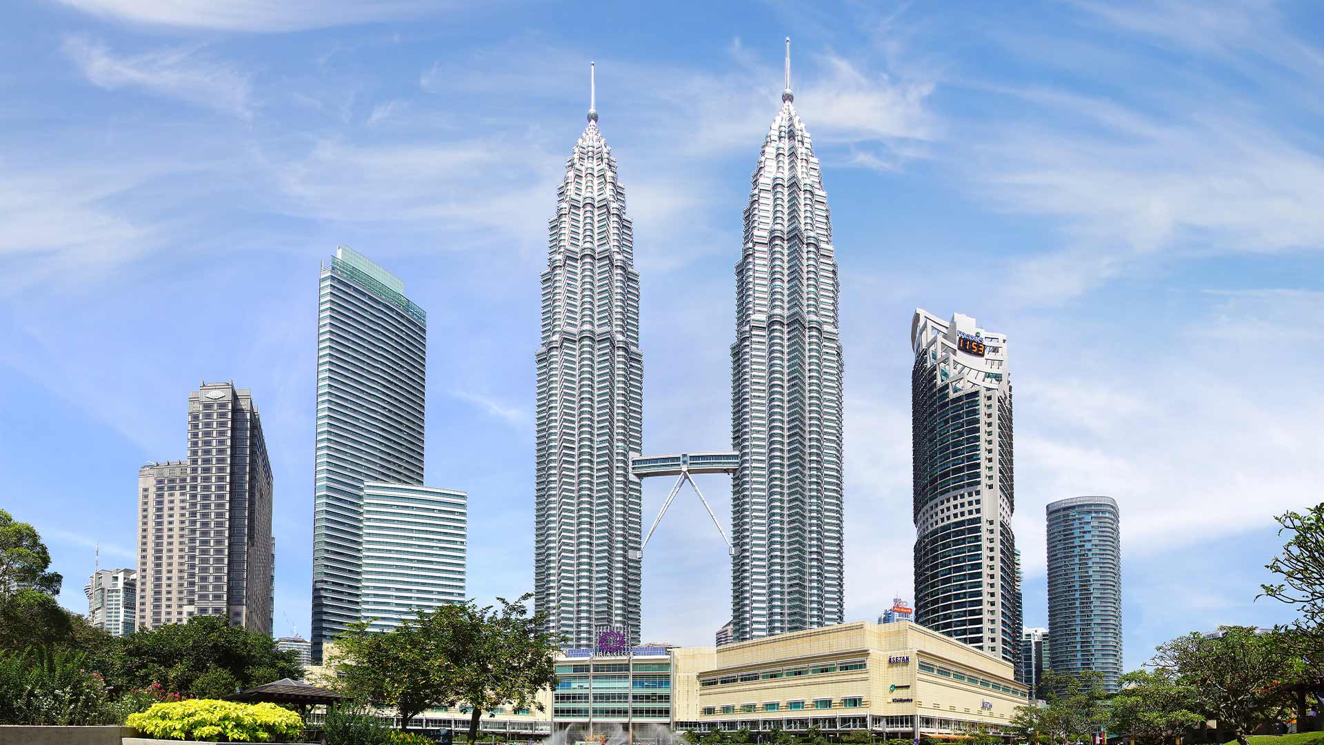 Petronas Towers – Haas Strahlcenter