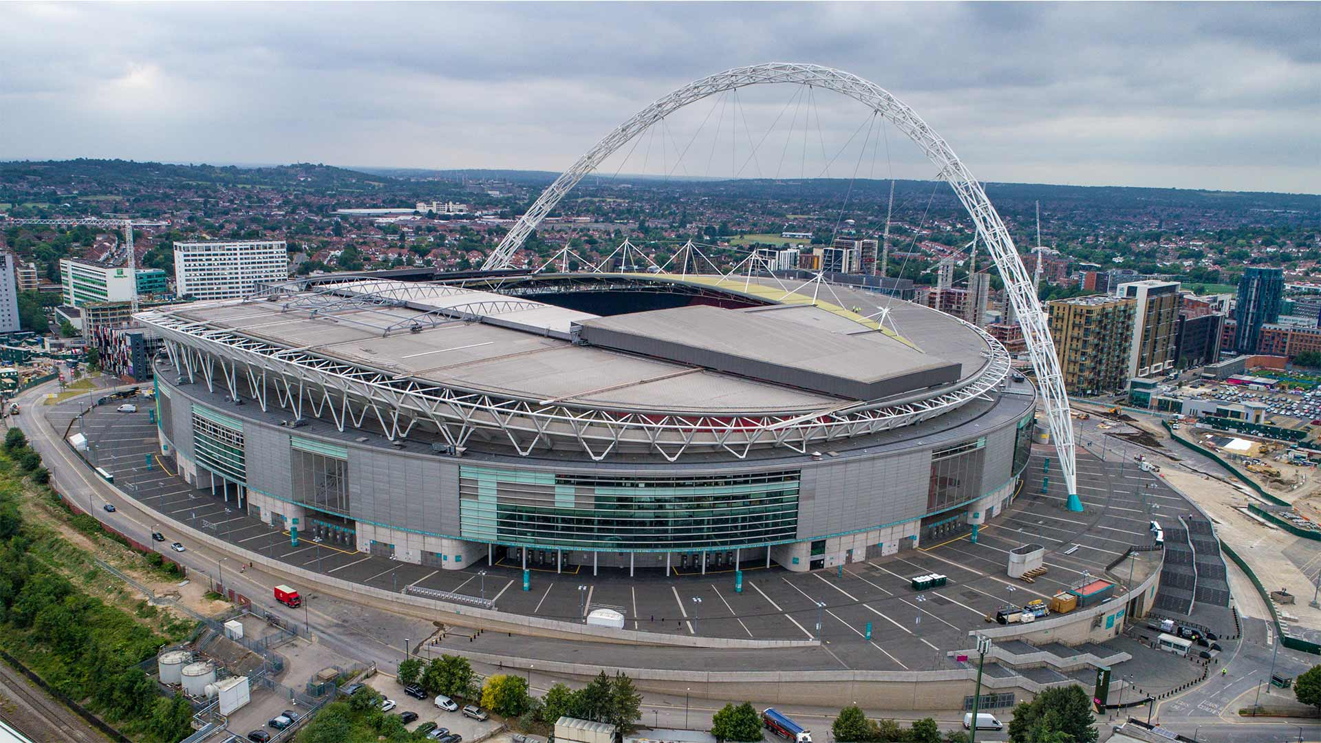 Wembley Stadion – Haas Strahlcenter